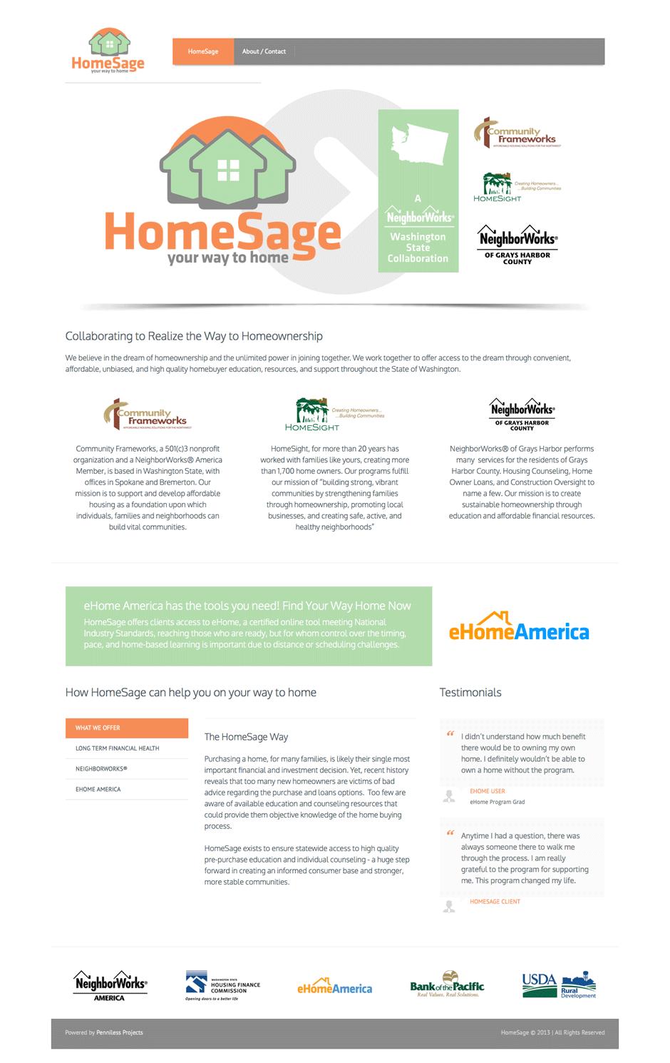 HomeSageHomePage